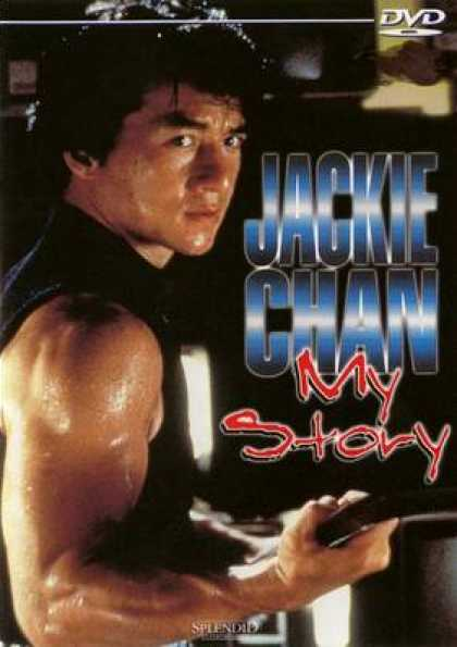 German DVDs - Jackie Chan My Story
