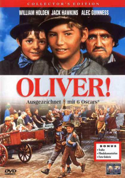 German DVDs - Oliver