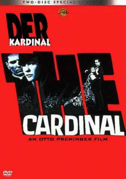 German DVDs - The Cardinal