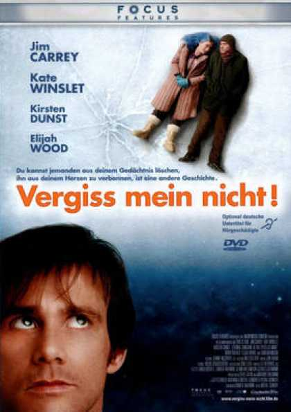 German DVDs - Eternal Sunshine Of The Spotless Mind