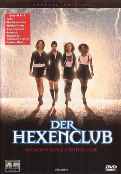 German DVDs - Der Hexenclub
