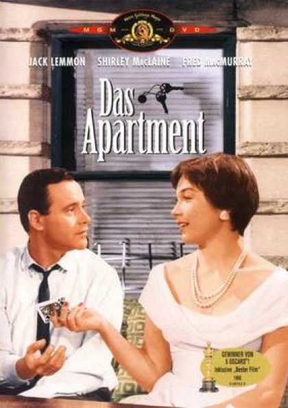 German DVDs - Das Apartment
