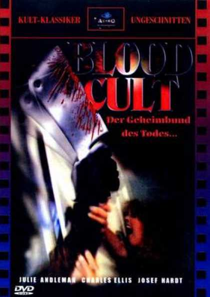German DVDs - Blood Cult