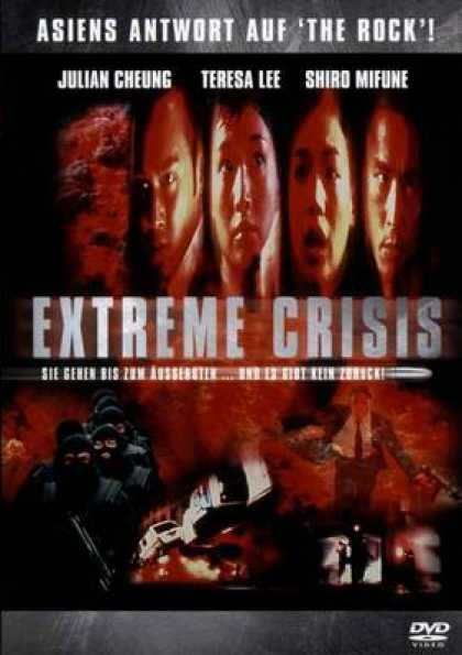 German DVDs - Extreme Crisis