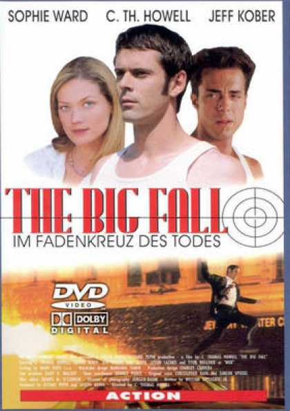 German DVDs - The Big Fall