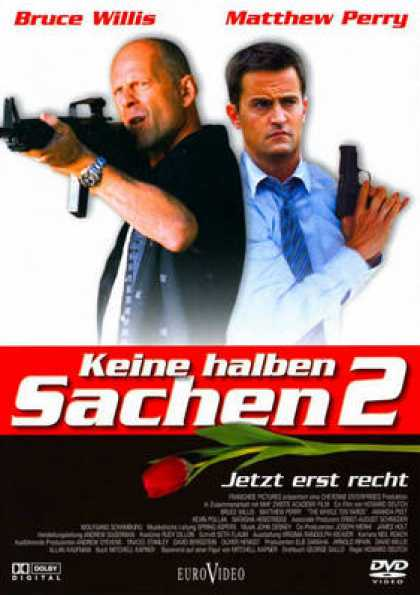 German DVDs - The Whole Ten Yards