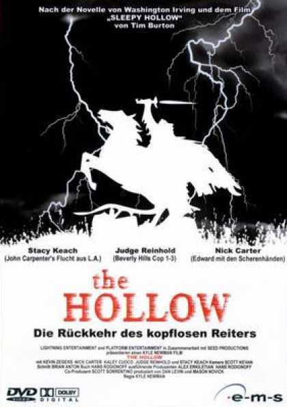German DVDs - The Hollow