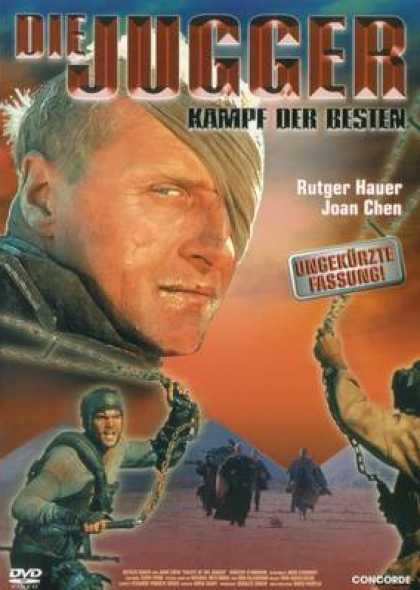 German DVDs - Salute Of The Jugger