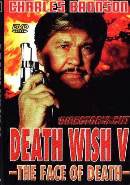 German DVDs - Death Wish V: The Face Of Death