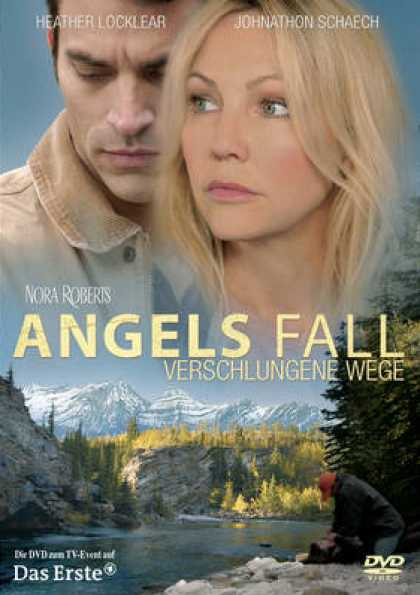 German DVDs - Angels Fall