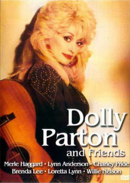 German DVDs - Dolly Parton And Friends