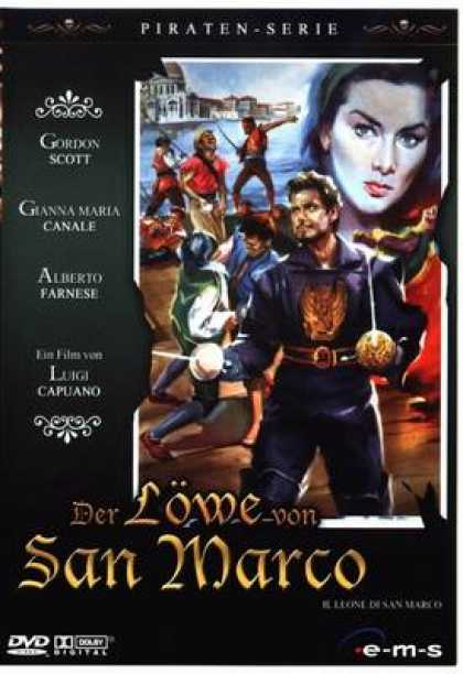 German DVDs - The Legend Of San Marco