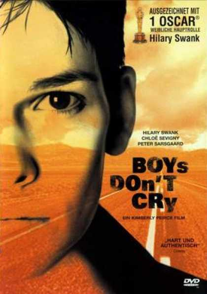 German DVDs - Boys Dont Cry