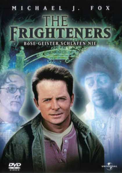 German DVDs - The Frighteners