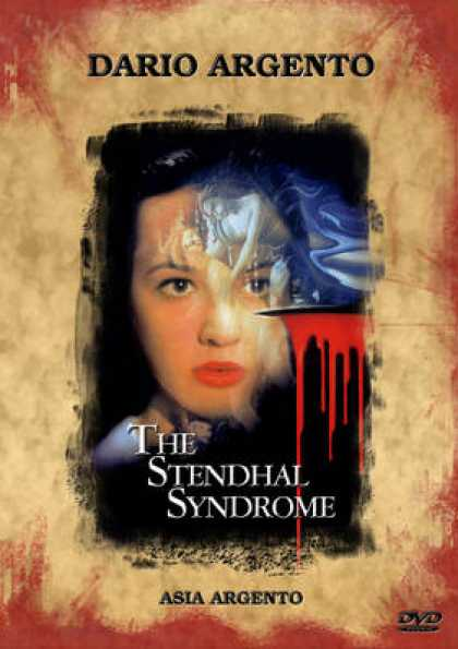 German DVDs - The Stendhal Syndrome