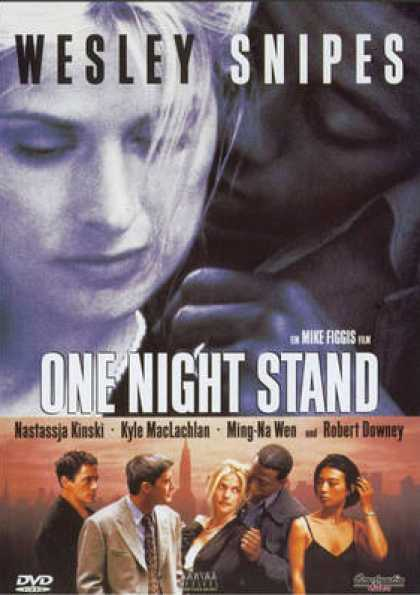 German DVDs - One Night Stand