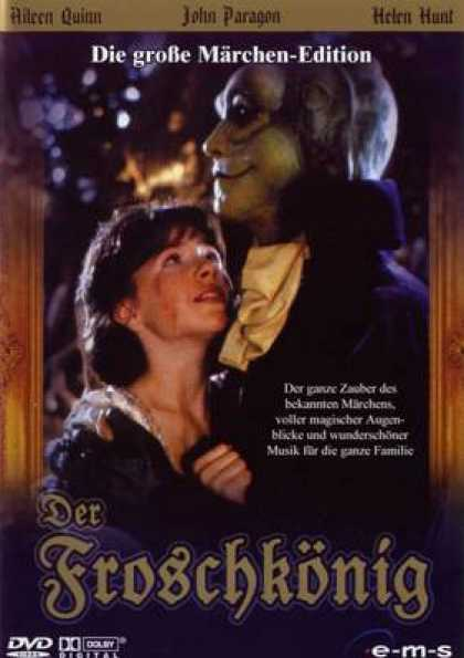 German DVDs - The Frog Prince