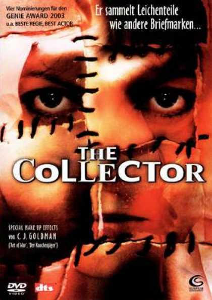 German DVDs - The Collector