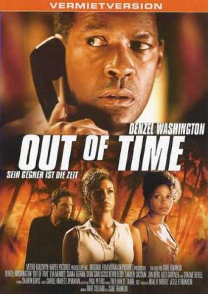 German DVDs - Out Of Time