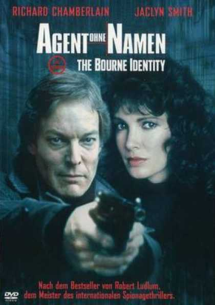 German DVDs - The Bourne Identity