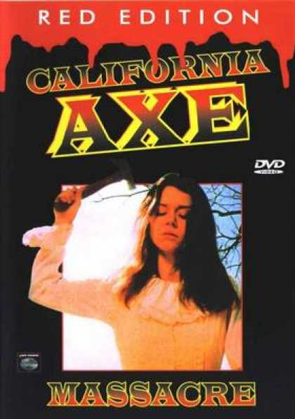 German DVDs - California Axe Massacre