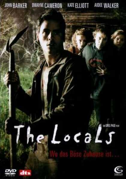 German DVDs - The Locals