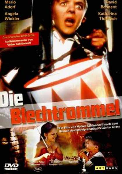 German DVDs - The Tin Drum
