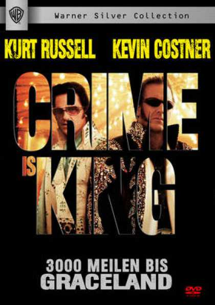 German DVDs - Crime Is King