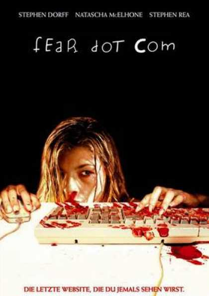 German DVDs - Fear Dot Com