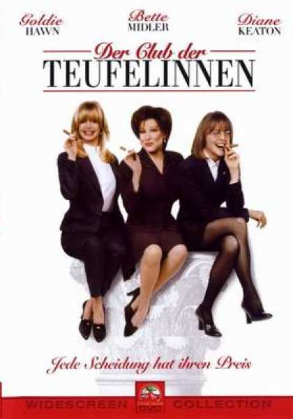 German DVDs - The First Wives Club