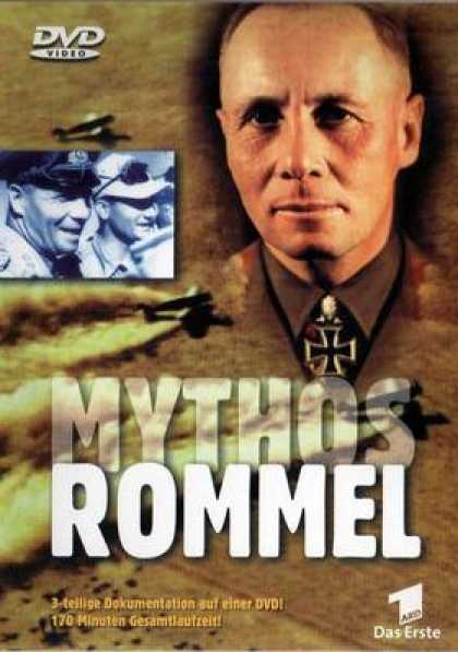 German DVDs - Mythos Rommel