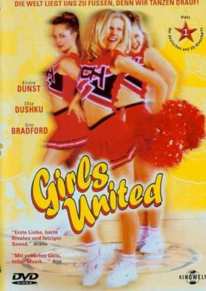 German DVDs - Bring It On