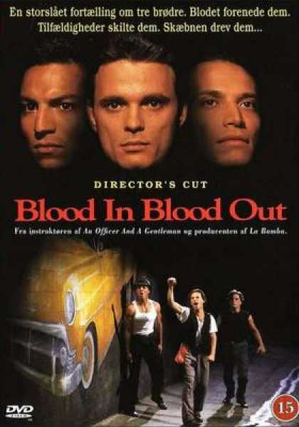 German DVDs - Blood In Blood Out