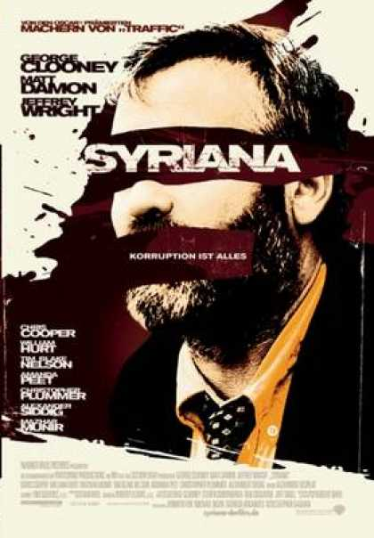 German DVDs - Syriana