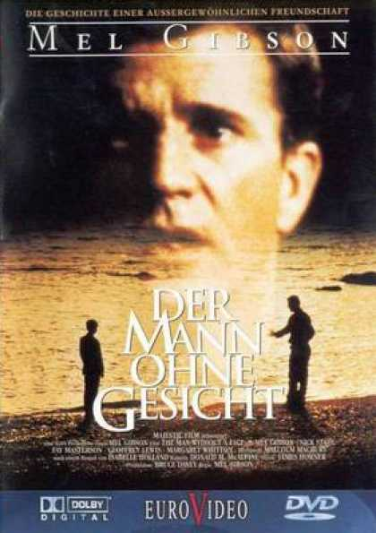 German DVDs - The Man Without A Face