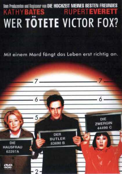 German DVDs - Unconditional Love