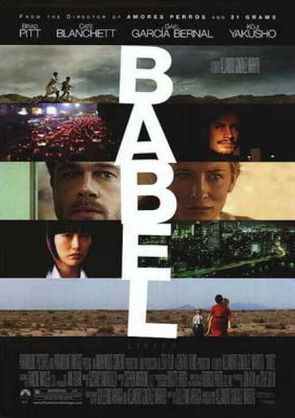 German DVDs - Babel