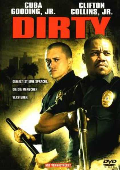 German DVDs - Dirty