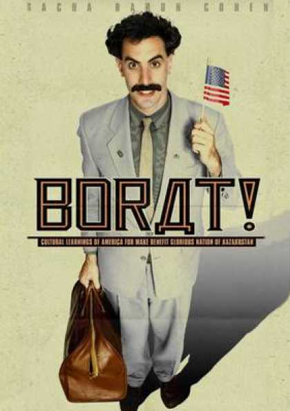 German DVDs - Borat