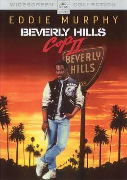 German DVDs - Beverly Hills Cop 2