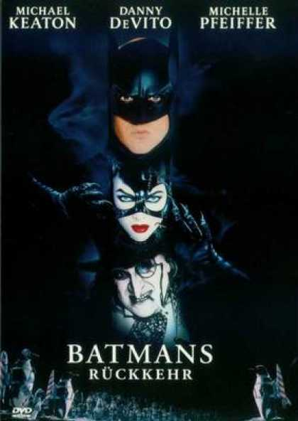 German DVDs - Batman Returns
