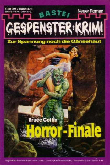 Gespenster-Krimi - Horror-Finale