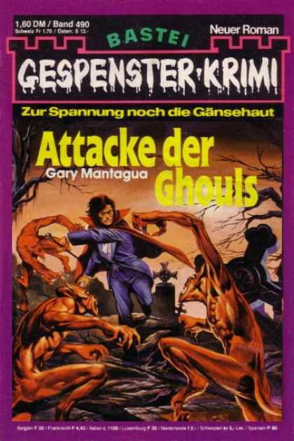 Gespenster-Krimi - Attacke der Ghouls