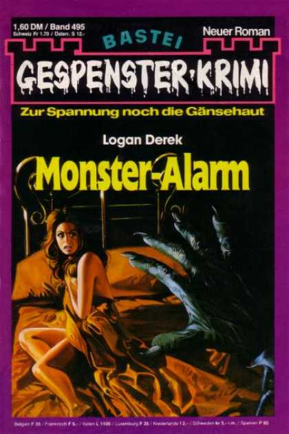 Gespenster-Krimi - Monster-Alarm