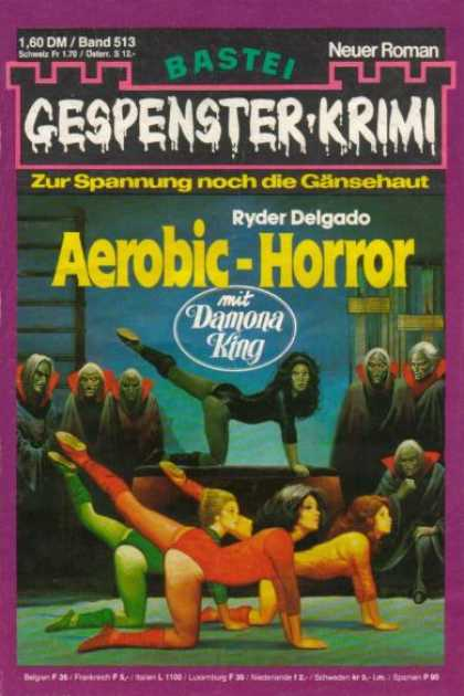 Gespenster-Krimi - Aerobic-Horror
