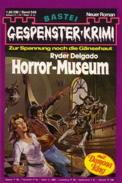 Gespenster-Krimi - Horror-Museum