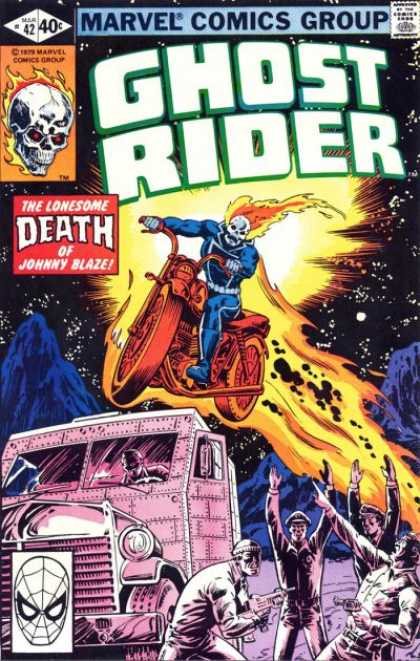 about here - http://www.coverbrowser.com/image/ghost-rider/42-1.jpg