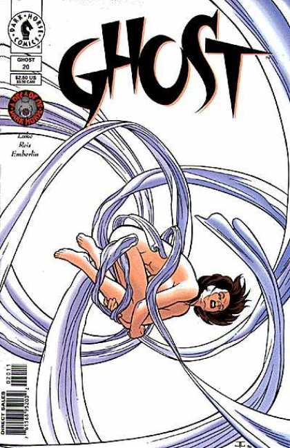 Ghost 20 - John Cassaday