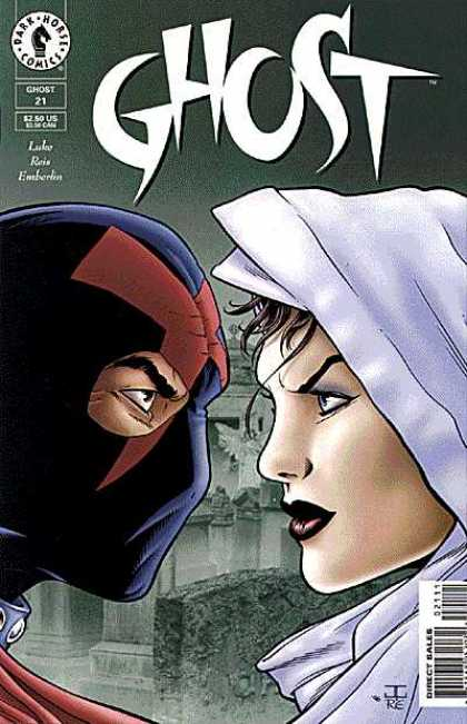 Ghost 21 - Face Off - Stale Mate - X Vs Ghost - X - Intense - John Cassaday