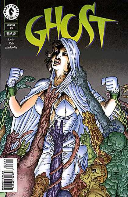 Ghost 23 - John Cassaday